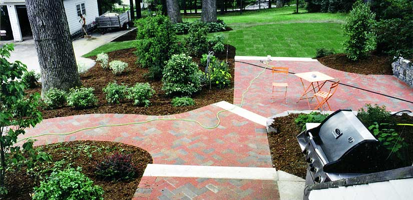 Landscaping Pathways new yard landscaping | lawns, yards, walls, pathways, patios, site