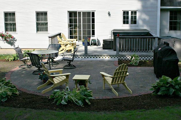 Patios by New Yard Landscaping